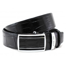 Belt crocodile (N TLС 38Z Black)
