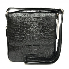Bag men crocodile (MZCM 20 H Black)