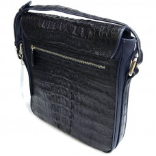 Bag men crocodile (MZCM 27 Blue)