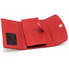 Wallet women Stingray leather (NST ST 52 RS Fire Red)