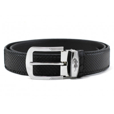 Strap Python skin (back part) (U105 PTB Black)