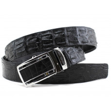 The strap of crocodile leather (NWBC-1055 black)