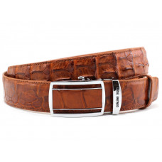 The strap of crocodile leather (NWBC-106 tan)