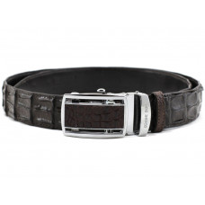 The strap of crocodile leather (NWBC-106 brown)