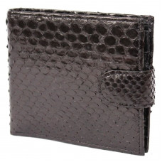 The wallet is made of Python skin (NPT96-1)