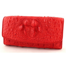 Purse women's crocodile (NAL 52 BB RED)