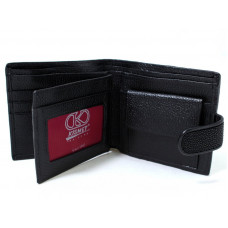 Wallet men's Stingray leather (N92)