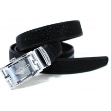 Women's belt made of Stingray leather machine (STB 0308-1027)