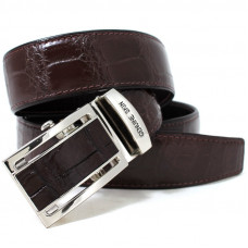 Belt crocodile (N TLС 39Z Brown)