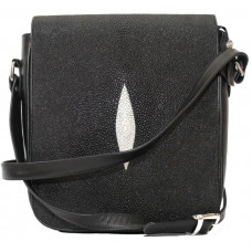 Bag Stingray leather (Black STCM 35)(under the order of 10-12 days)